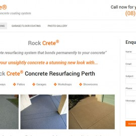 Rock Crete Concrete Coatings